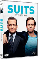 SUITS - STAGIONE 1 - DVD