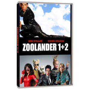 ZOOLANDER 1&2 - DVD