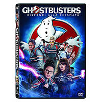 GHOSTBUSTERS - Rispondi alla chiamata - DVD