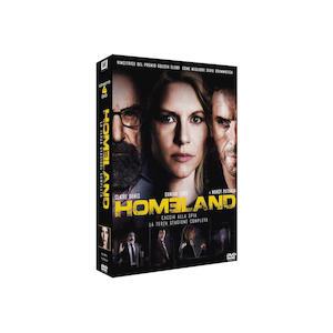 HOMELAND - Stagione 3 - DVD