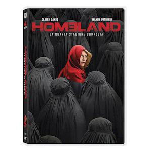 HOMELAND - Stagione 4 - DVD