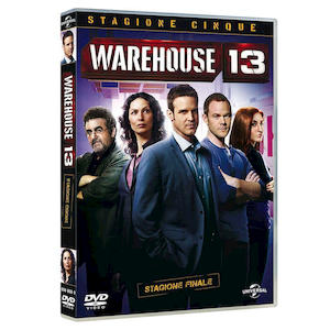 WAREHOUSE 13 - Stagione 5 - DVD