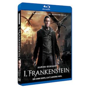 I,FRANKENSTEIN -BluRay