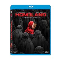 HOMELAND - STAGIONE 4 - BluRay