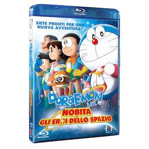 DORAEMON - Nobita e gli Eroi dello Spazio - Blu-Ray