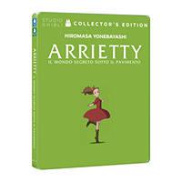 ARRIETTY - Il mondo segreto sotto il pavimento Steelbook - Blu-ray