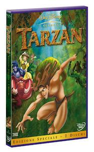 TARZAN - DVD