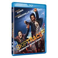 SKIPTRACE - Missione Hong Kong - Blu-ray