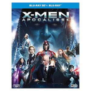 X-MEN - Apocalisse 3D - Blu-Ray