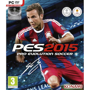 PES 2015 Pro Evolution Soccer Day One Edition - PC - PRMG GRADING OOBN - SCONTO 15,00%