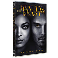 BEAUTY & the Beast Stagione 3 - DVD