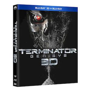 TERMINATOR - Genisys 3D - Blu-Ray