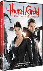 HANSEL & GRETEL: CACCIATORI DI STREGHE - DVD