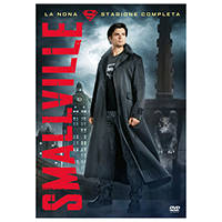 SMALLVILLE - STAGIONE 9 - DVD