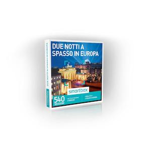 SMARTBOX 2 Notti a Spasso in Europa