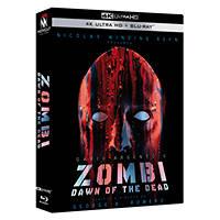 ZOMBI - Dawn Of The Dead (4K Ultra HD) - Blu-Ray