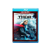THOR - THE DARK WORLD 3D -Blu-Ray