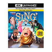 SING (4K Ultra HD) - Blu-ray